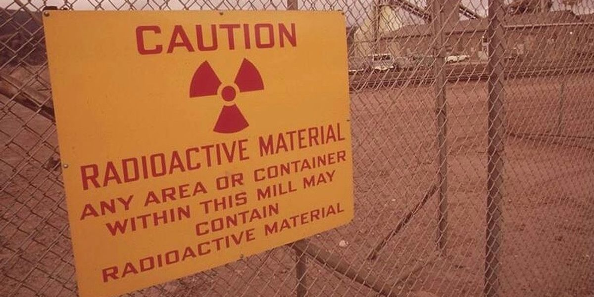 1982 American Petroleum Institute Report Warned Oil Workers Faced 'Significant' Risks From Radioactivity