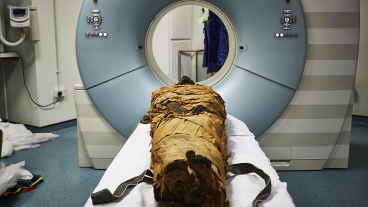 Listen: Scientists re-create voice of 3,000-year-old Egyptian mummy