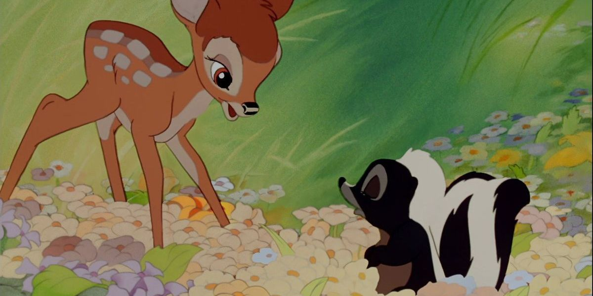 'Bambi' Is Sure to Be the Worst Disney Remake Yet