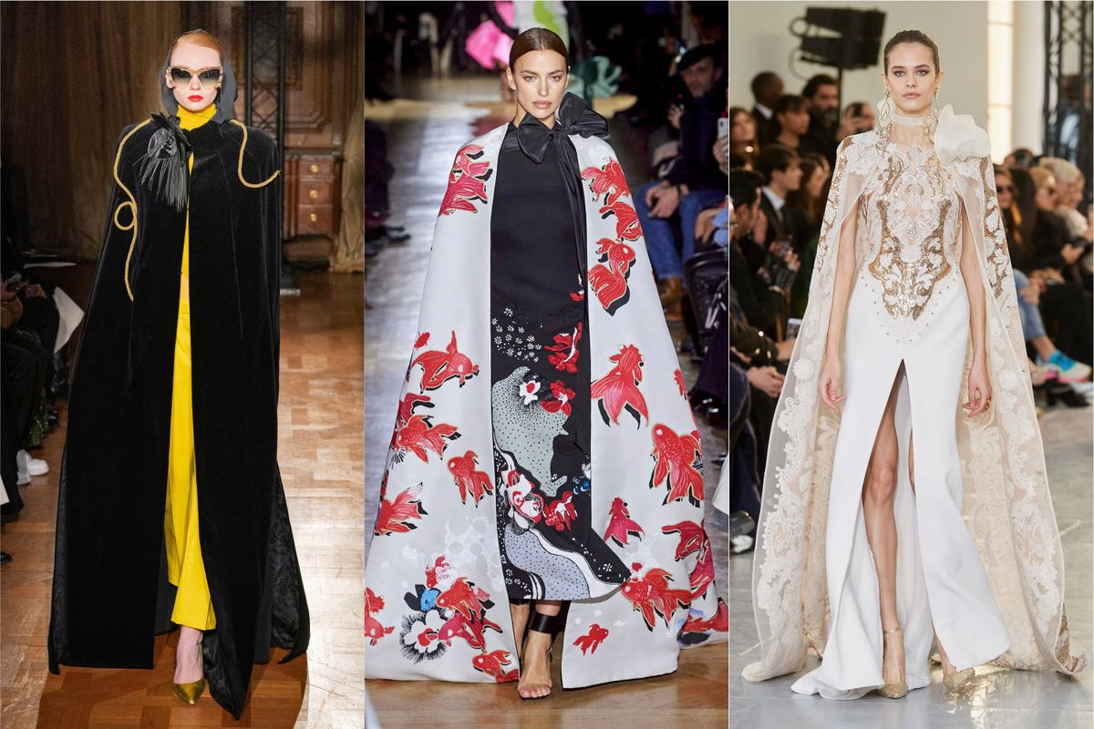 The 8 Biggest Trends From the Spring 2020 Couture Shows