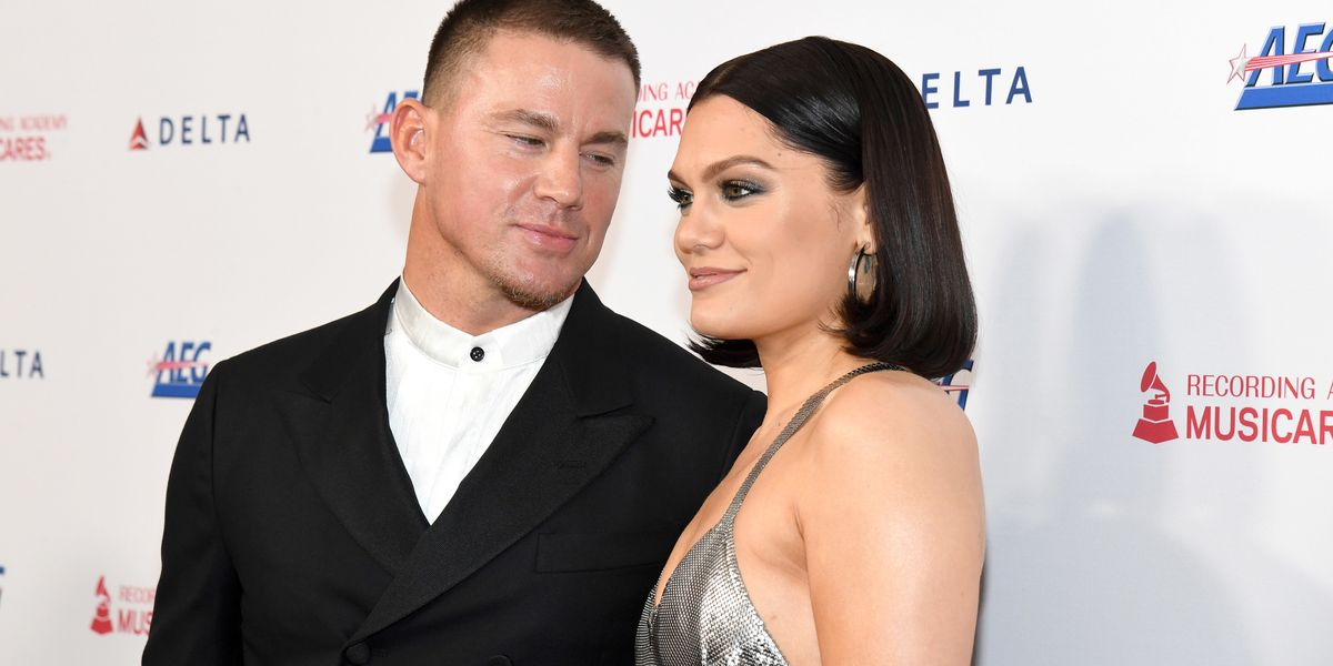 Channing Tatum Defends Jessie J Against Internet Trolls