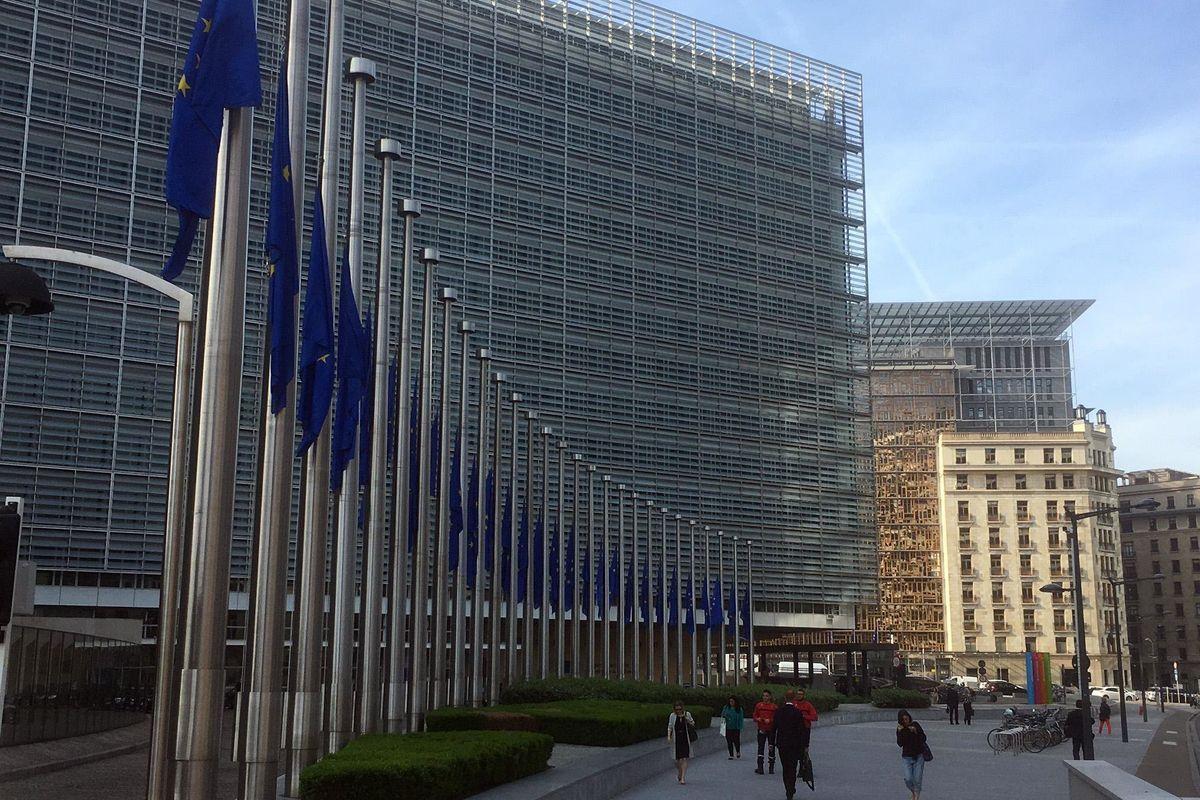 Ma quanto è fragile il castello dell'Ue se ha paura persino delle bandierine