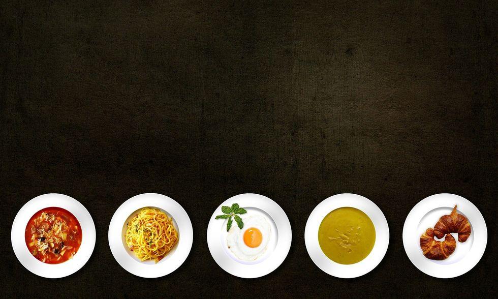 My Top 5 Favorite Foods