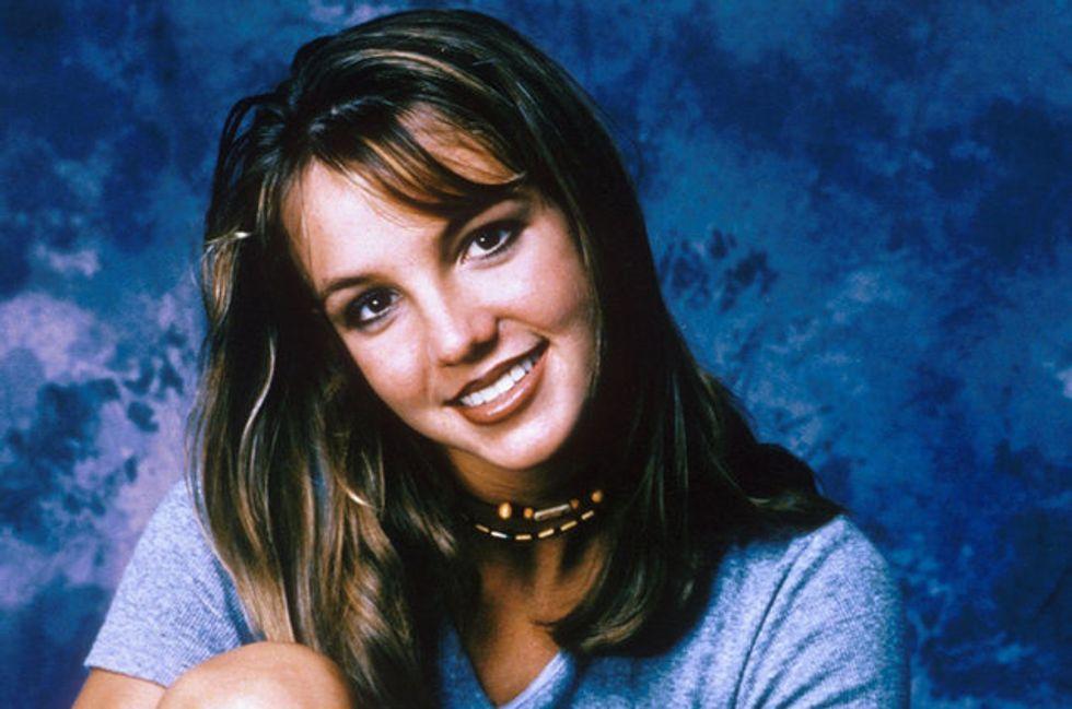The Strange Odyssey Of Britney Spears