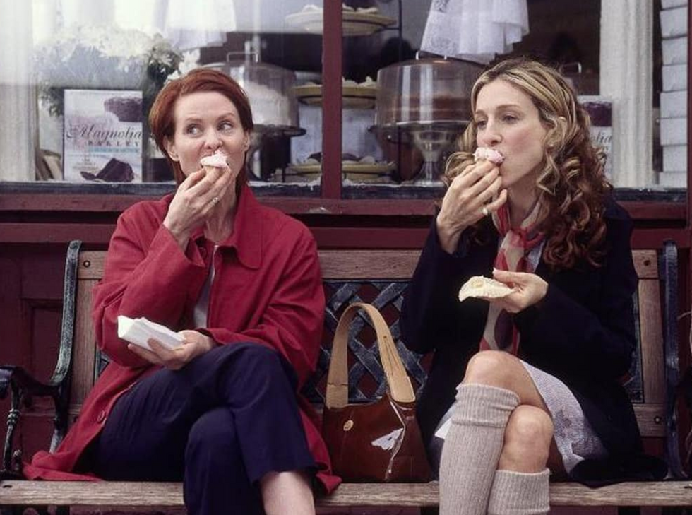 The 'Sex And The City' Character That Best Represents You, Based On Your Millennial Personality