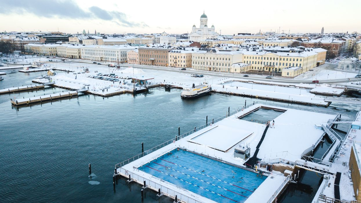 Helsinki is the best city for work-life balance