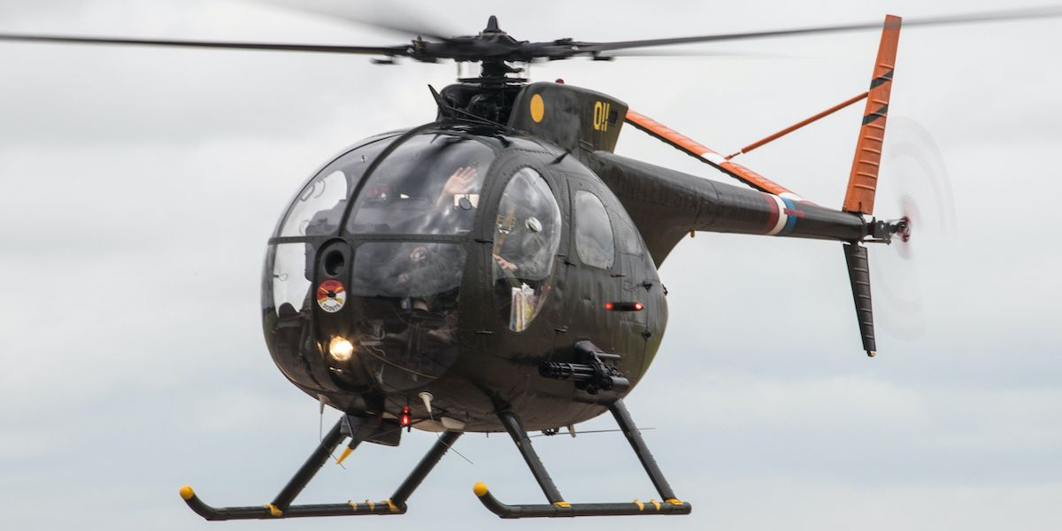 The Army accidentally 'lost' a Vietnam-era helicopter. It was never actually lost