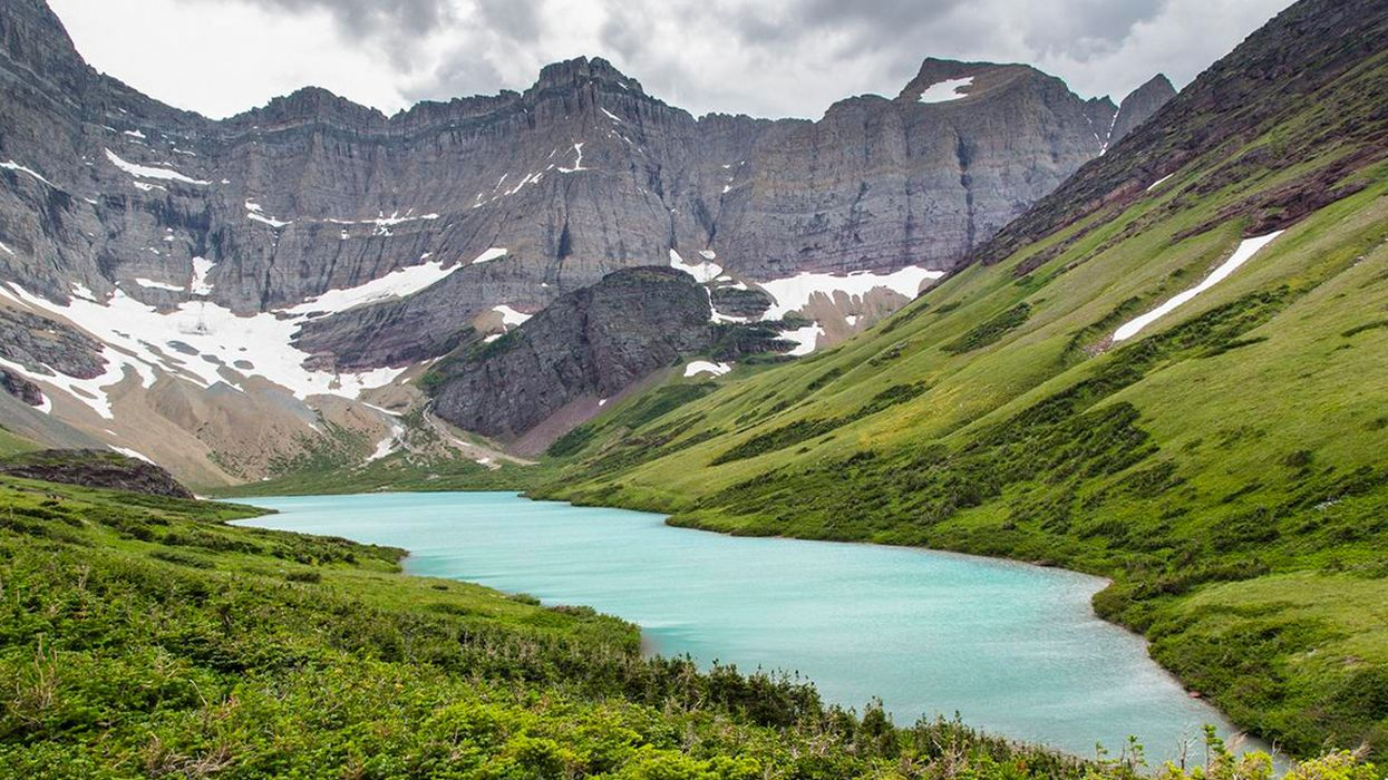 In Glacier National Park, Ice Isn't the Only Thing That's Disappearing