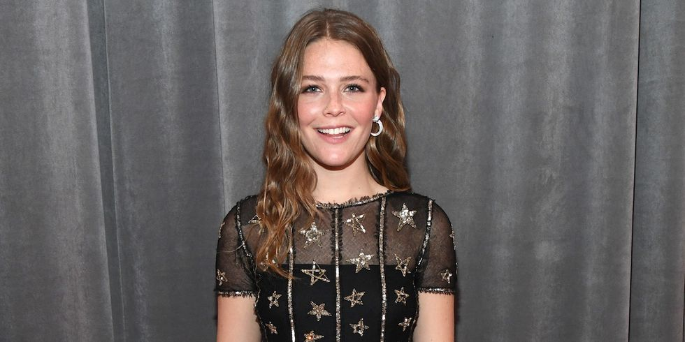 Maggie Rogers Is A Sustainable VSCO Girl At The 2020 Grammys