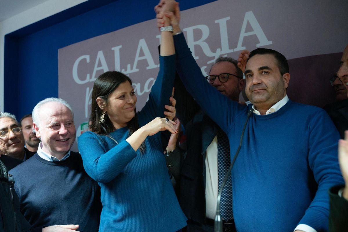 La destra in Calabria infiocina l'uomo del tonno