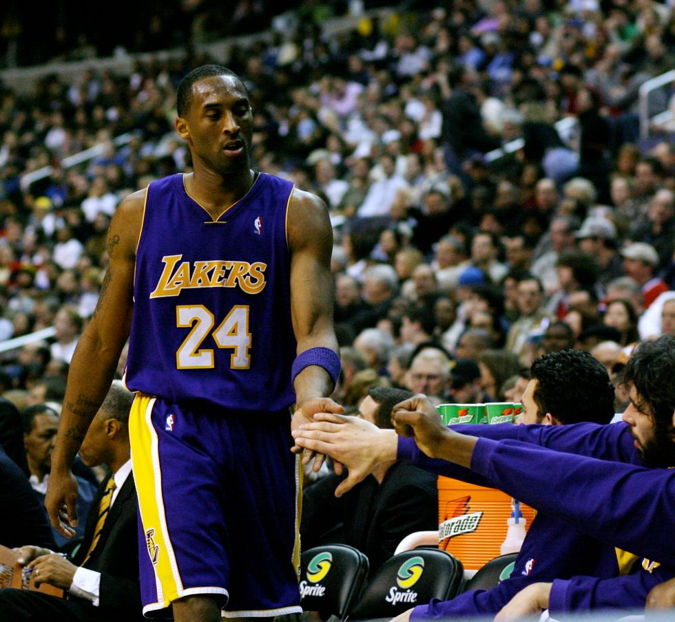 RIP Kobe Bryant; The World Lost A Legend