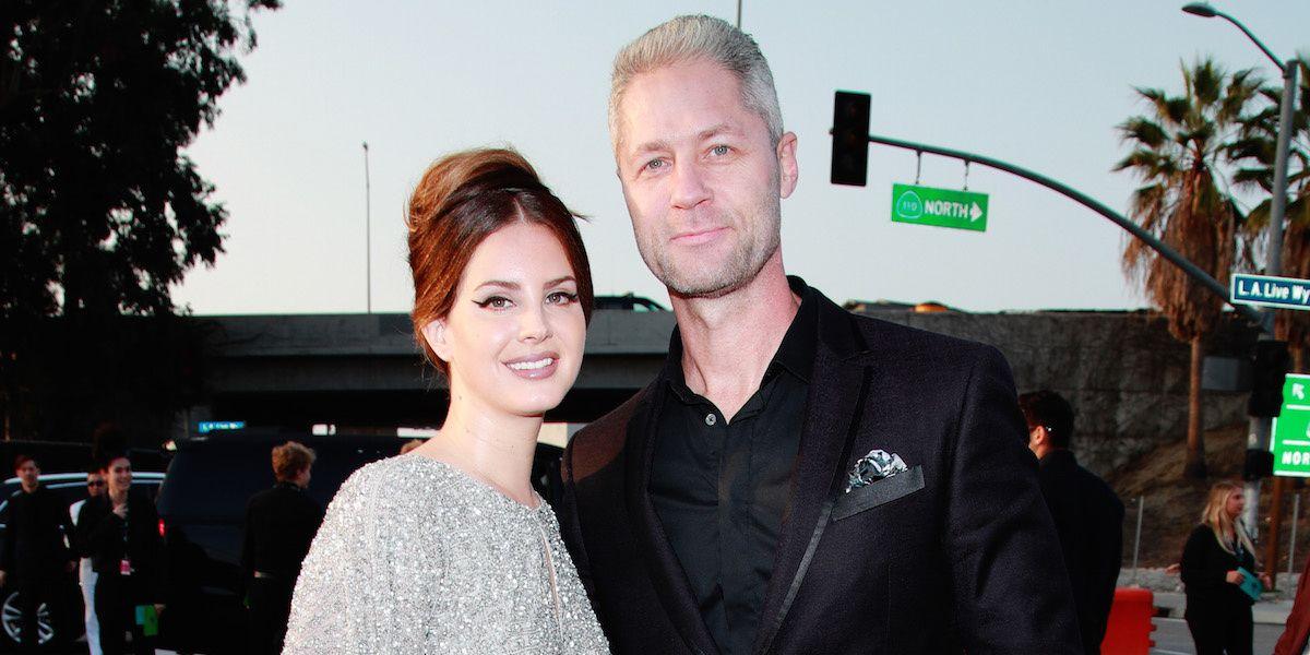 Lana Del Rey Brought Her Hot Cop Boyfriend To The Grammys