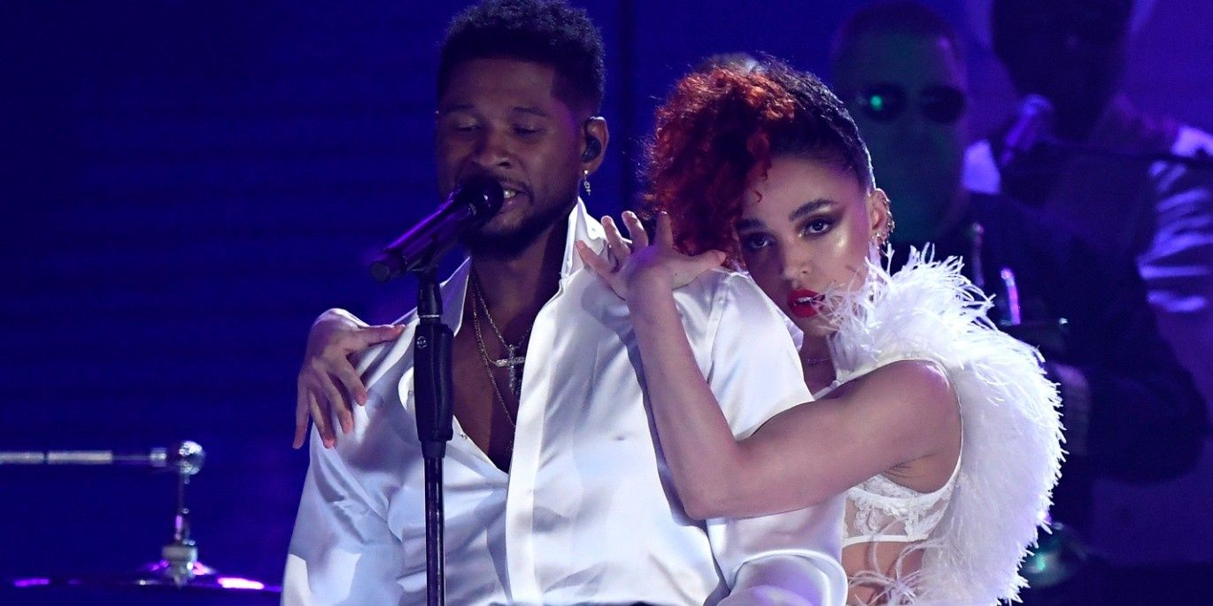 FKA Twigs Pole Danced For The Grammys Prince Tribute