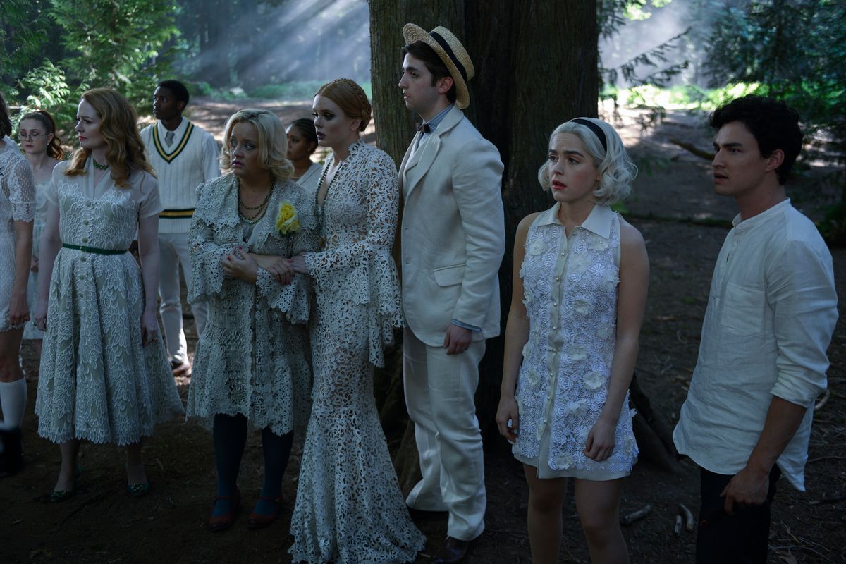 All The Musical Numbers From 'Chilling Adventures Of Sabrina' Part 3, Ranked