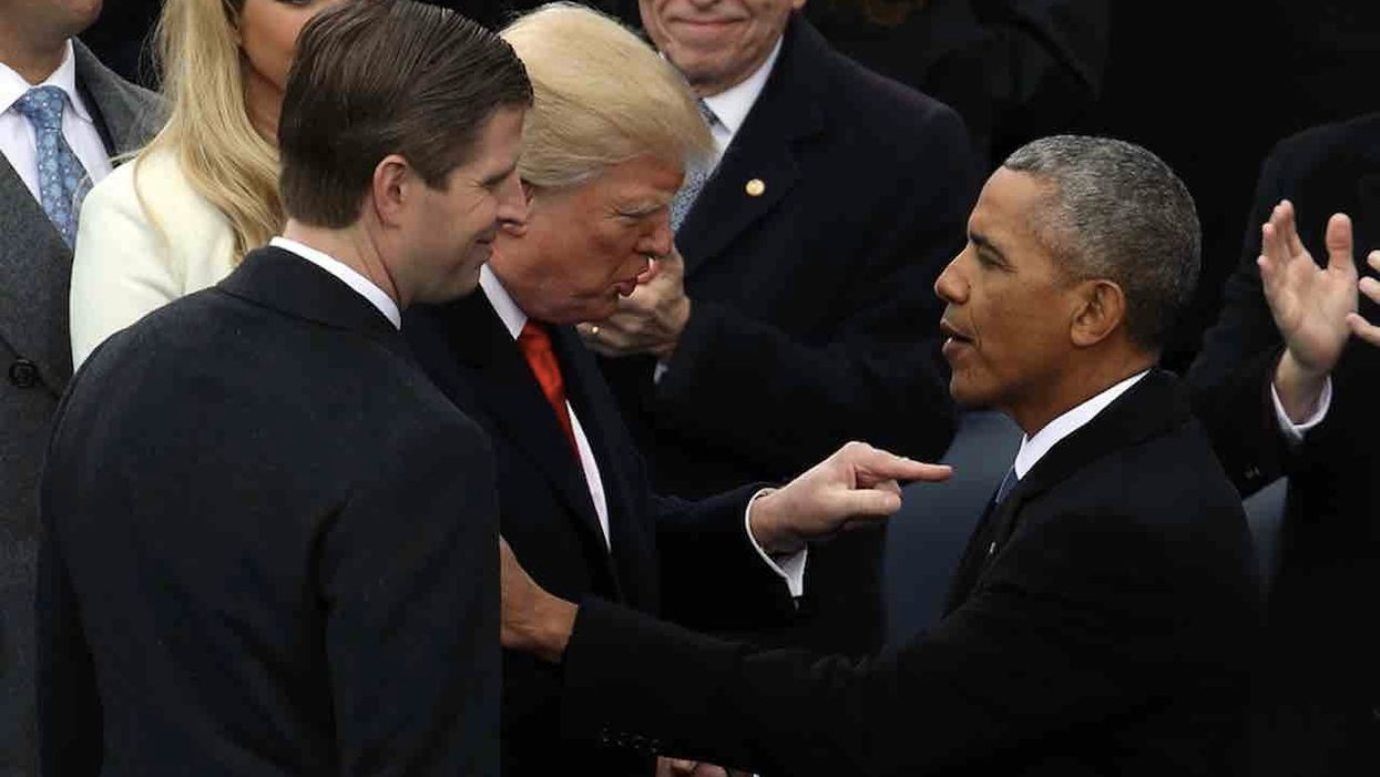 Obama called Trump a 'fascist' in 2016 phone call with then-Democratic VP candidate Sen. Tim Kaine, NBC News ...