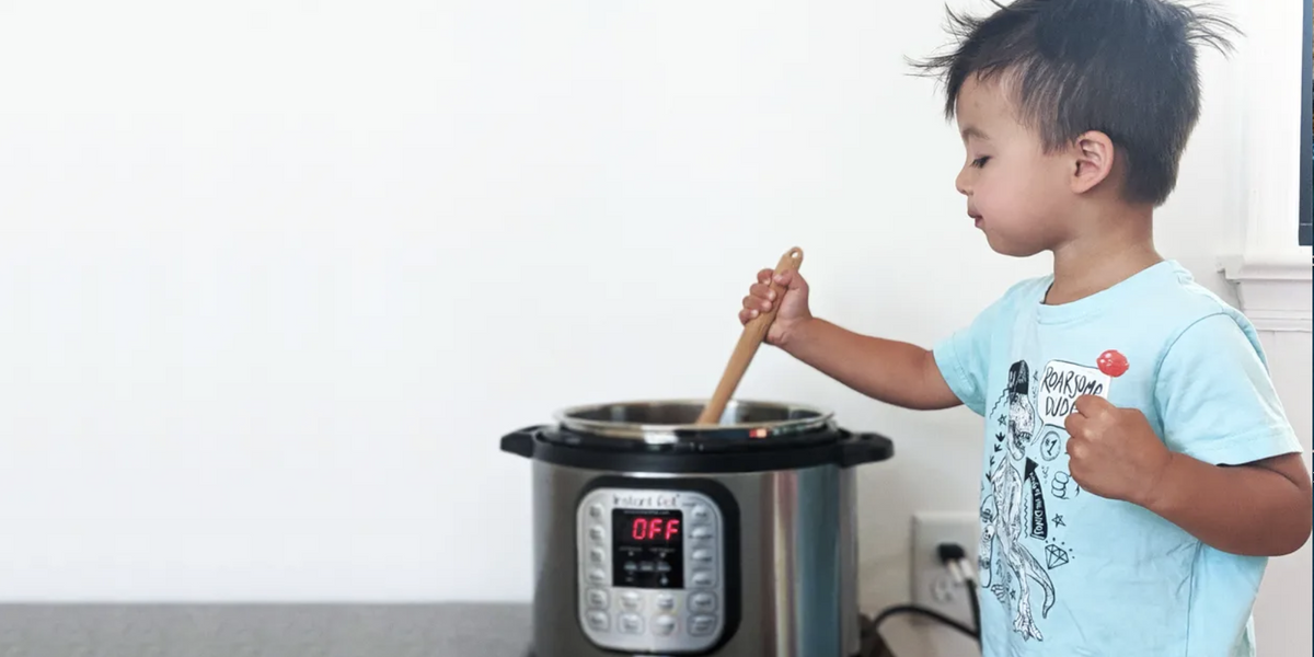 Deal alert: Our favorite Instant Pot is on sale for $57(!) on Amazon today 👏