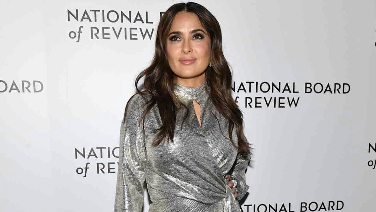 Actress Salma Hayek — who's from Mexico — bows to 'woke' fans after touting controversial novel about Mexican ...