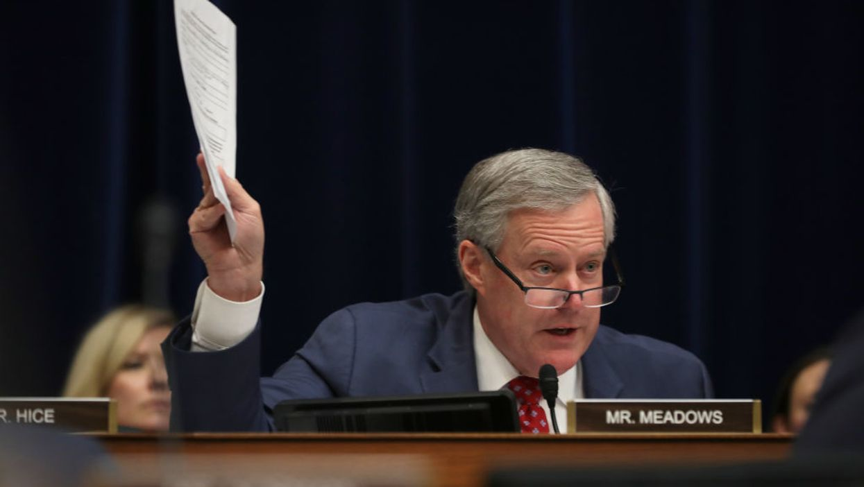 GOP Rep. Mark Meadows gives ominous prediction on FISA abuses: 'We have't seen the end of this'