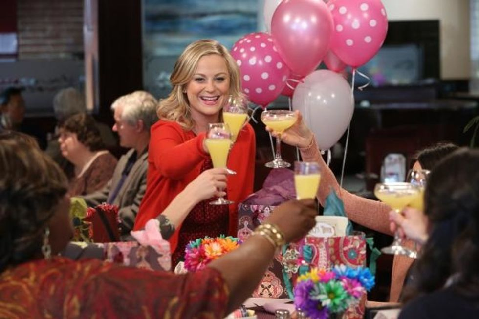 5 Simple Cocktails Every Gal Should Make For A Leslie Knope Worthy Galentine's Day