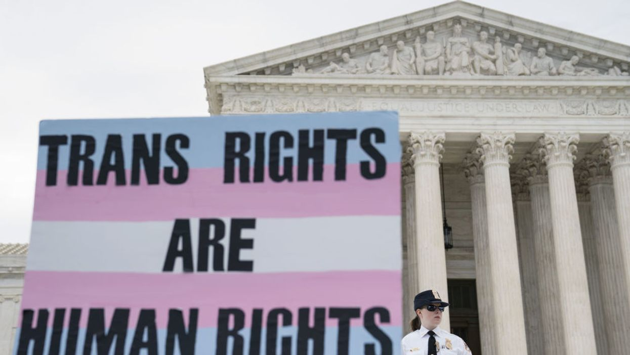 Transgender felons are upset their transition doesn't allow them to change their legal names after being ...