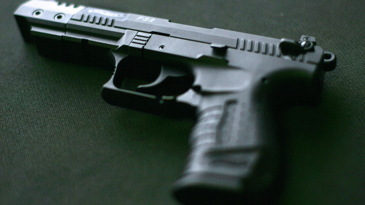 Las Vegas mass murderer's ex-girlfriend is caught with a fake gun near a New Zealand shopping mall