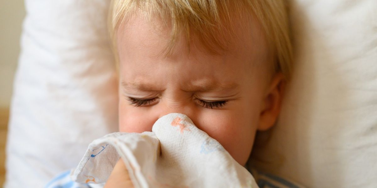 What to do when your child has the flu
