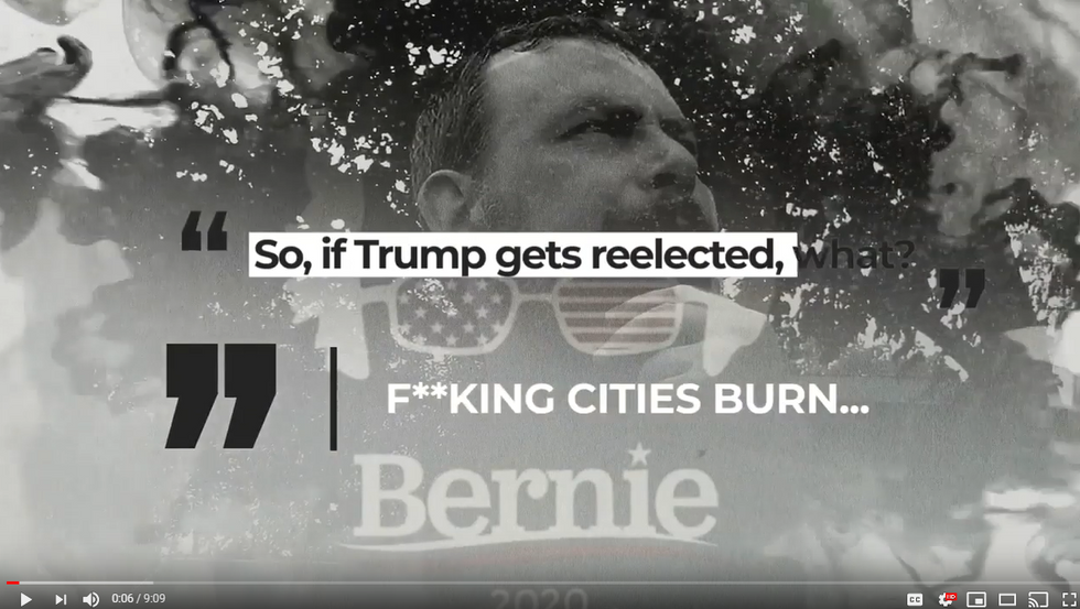 Bernie Sanders Campaign Organizers Exposed.