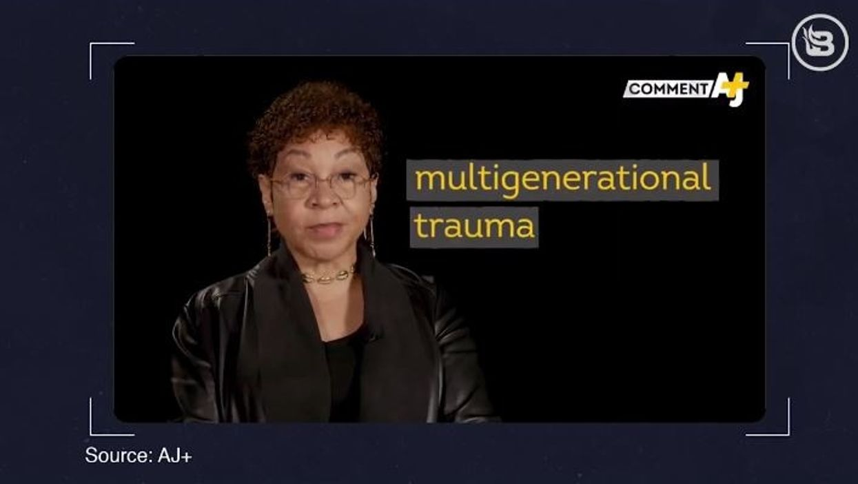 Conservative host explains 'Post-traumatic slave syndrome'