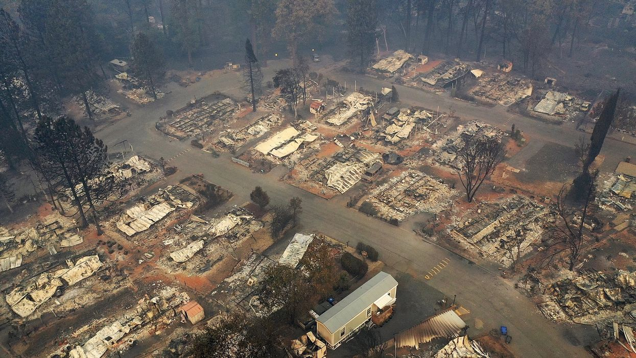 Trump Admin Manipulated Wildfire Science to Encourage Logging