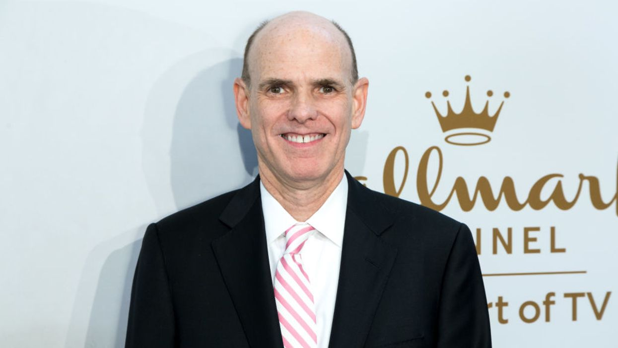 Hallmark Channel CEO who hinted at openness to gay Christmas movies resigns