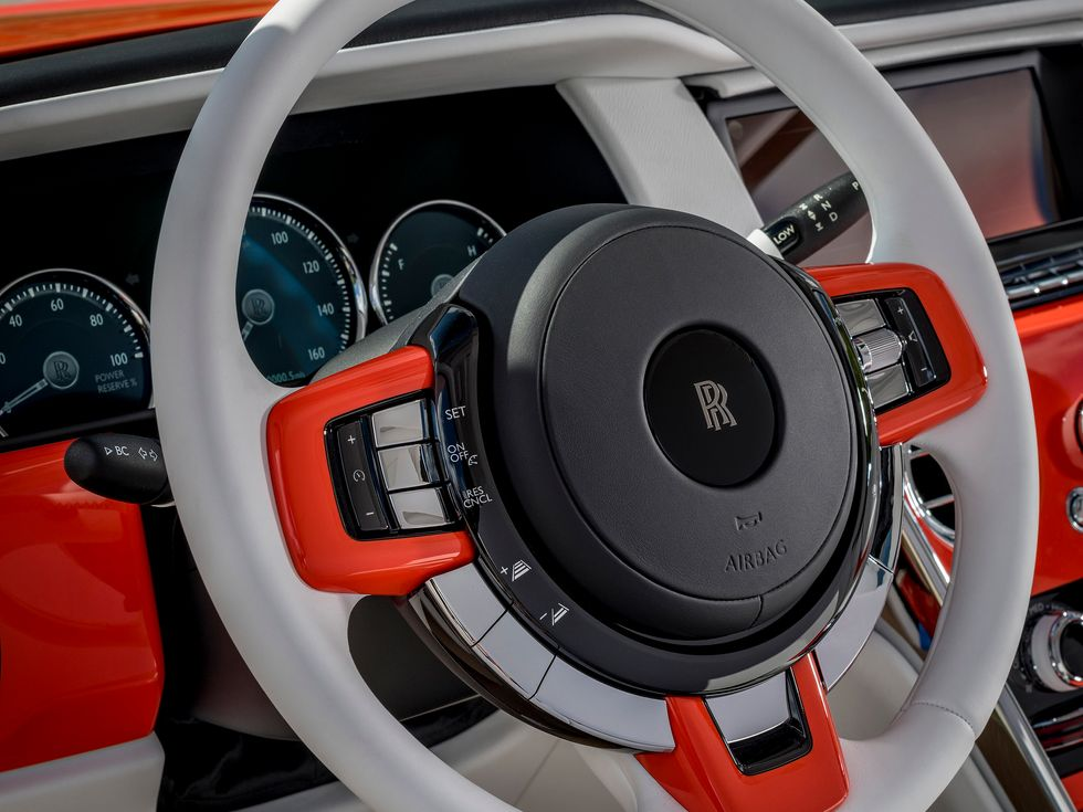 Cullinan in Fux Orange