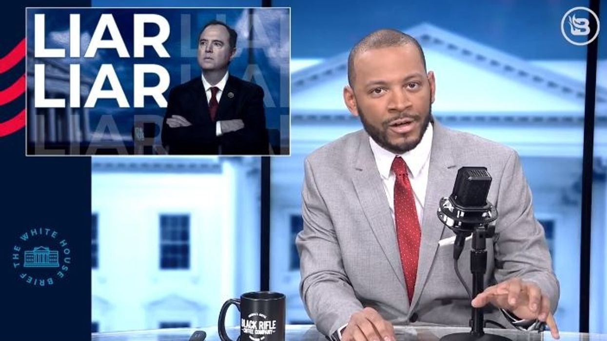 Conservative host dismantles Adam Schiff over impeachment lies