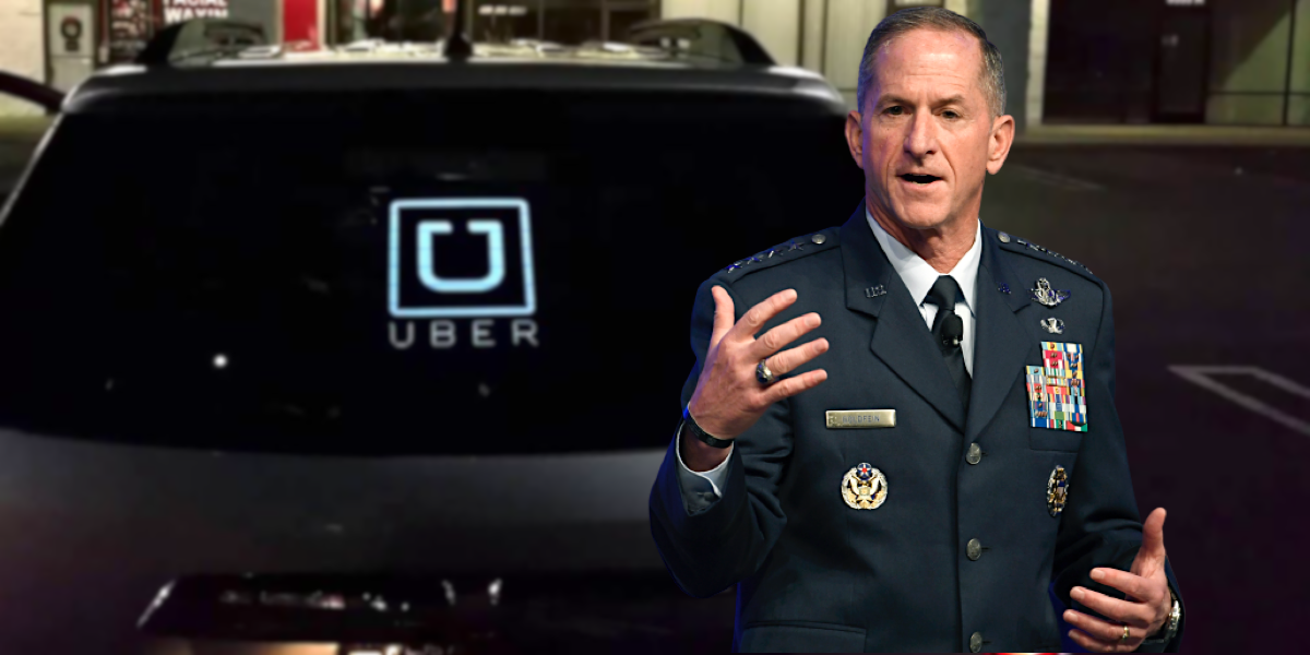 The Air Force is using Uber-like technology to more efficiently vaporize bad guys