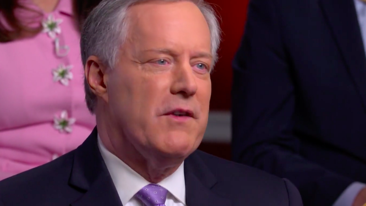 Mark Meadows warns Republicans that they will face repercussions if they vote for new impeachment witnesses