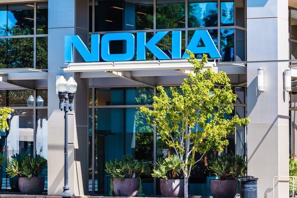 Nokia offices