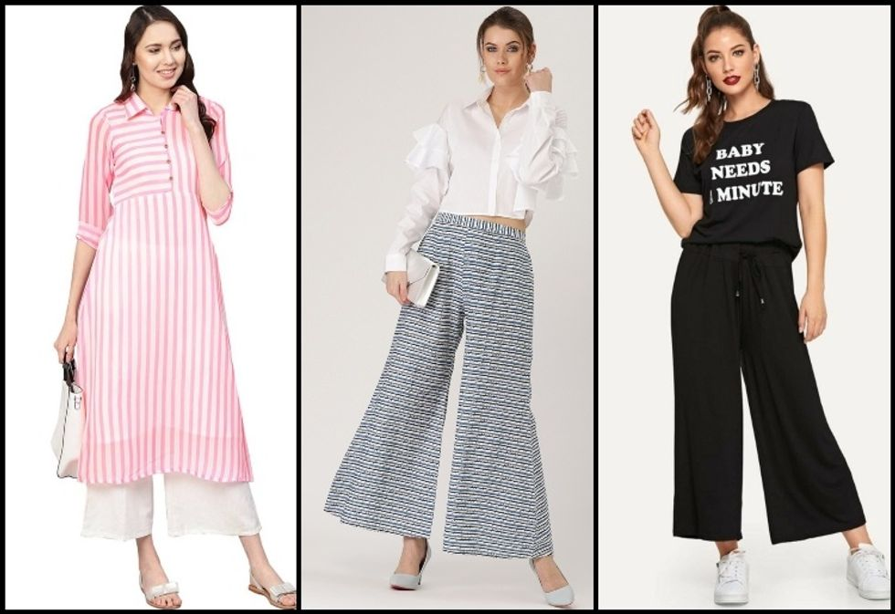 How To Wear Palazzo Pants - Perfect Styling Tips