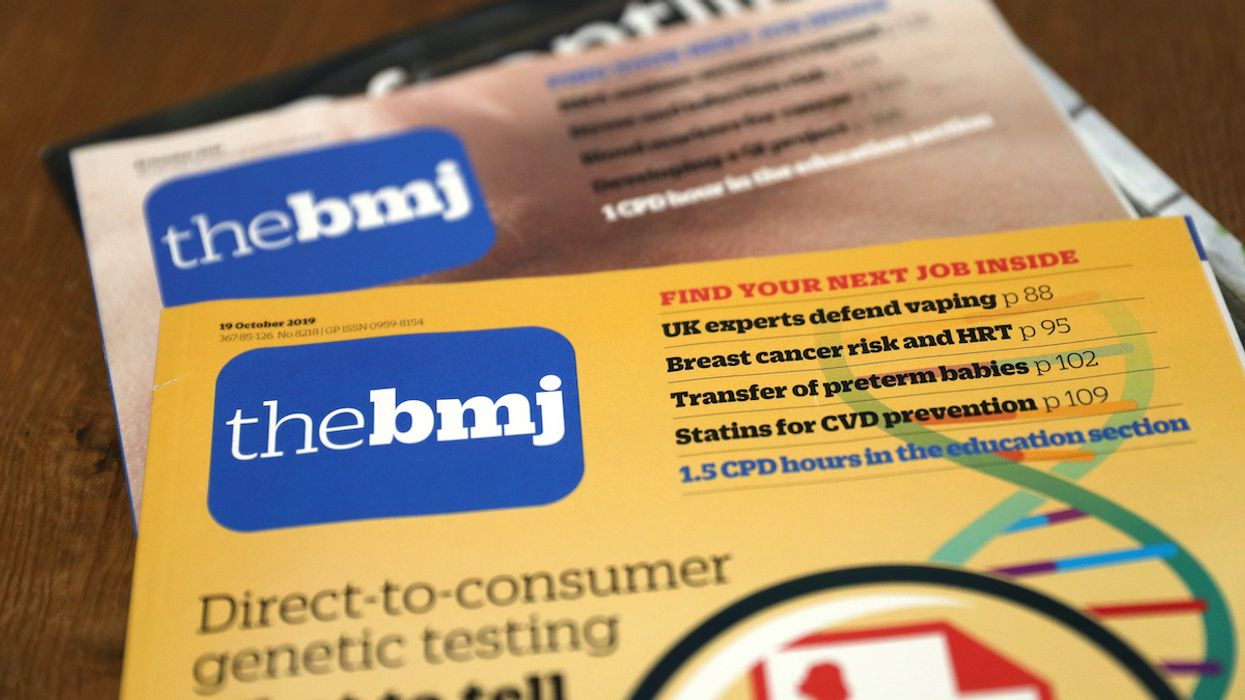 British Medical Journal Praised for New Fossil Fuel Divestment Campaign