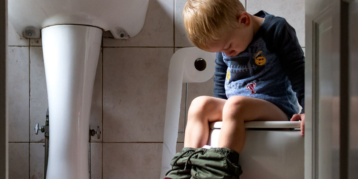 How I found peace amidst potty training