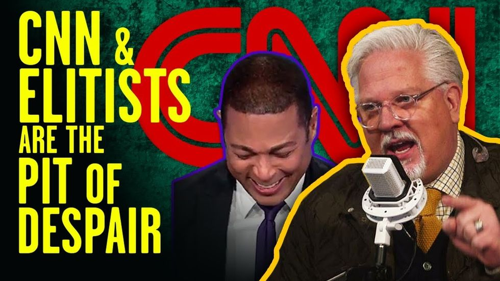 Partner Content - CNN AND DON LEMON: Elitist can't stop laughing, ridicules Trump and his ...