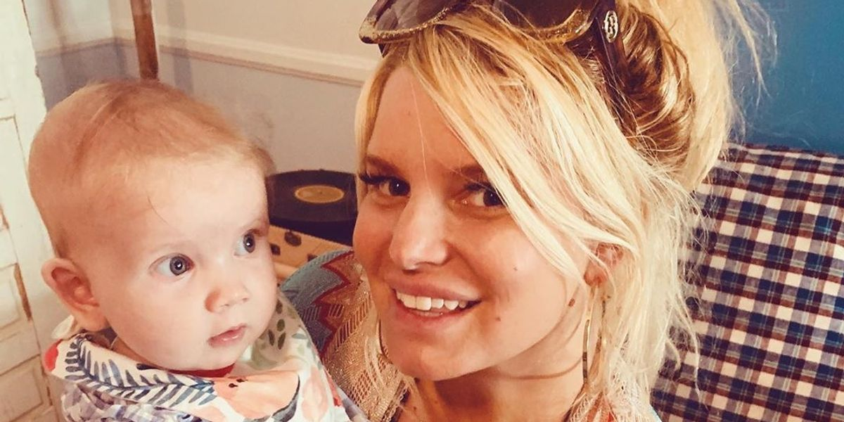 Jessica Simpson is refreshingly honest about how alcohol impacted her motherhood