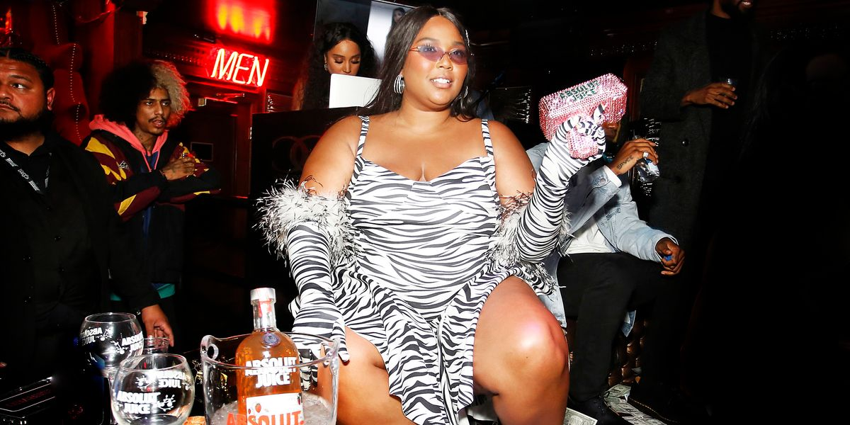 The Designer Behind Lizzo's Post-Grammys Strip Club Dress