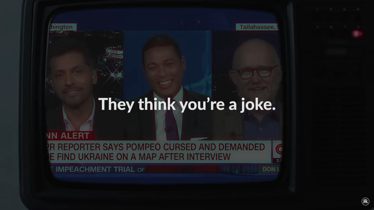 Who's laughing now? CNN mocked Trump voters, now the joke is on them in a devastating new ad
