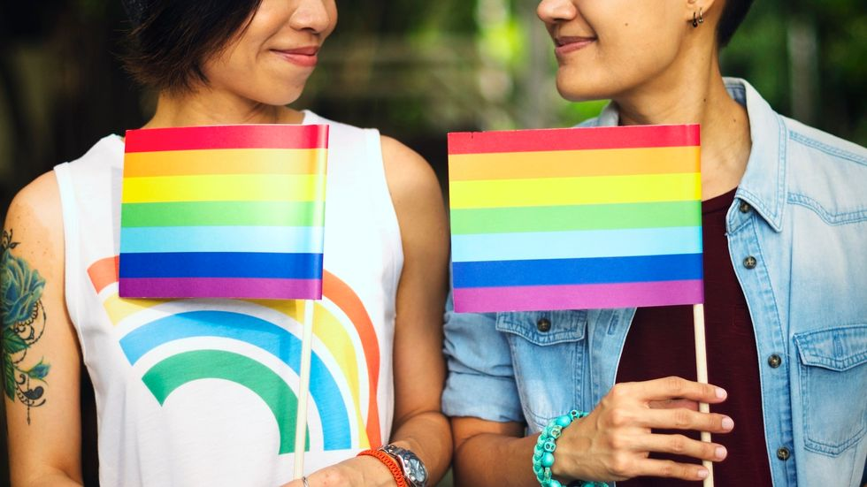 Humans Are Not God, We Don't Get To Pass Judgment On LGBTQ People, Ever