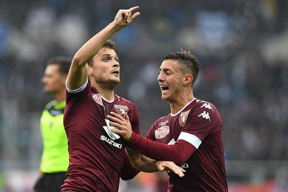 Serie A Torino-Lazio giornata 9