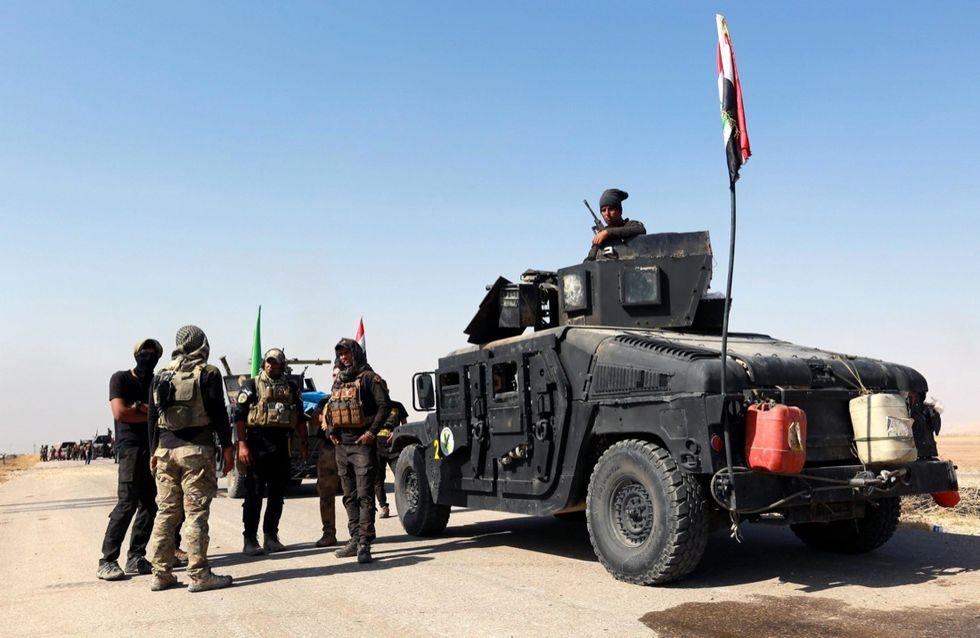 battaglia liberare mosul iraq