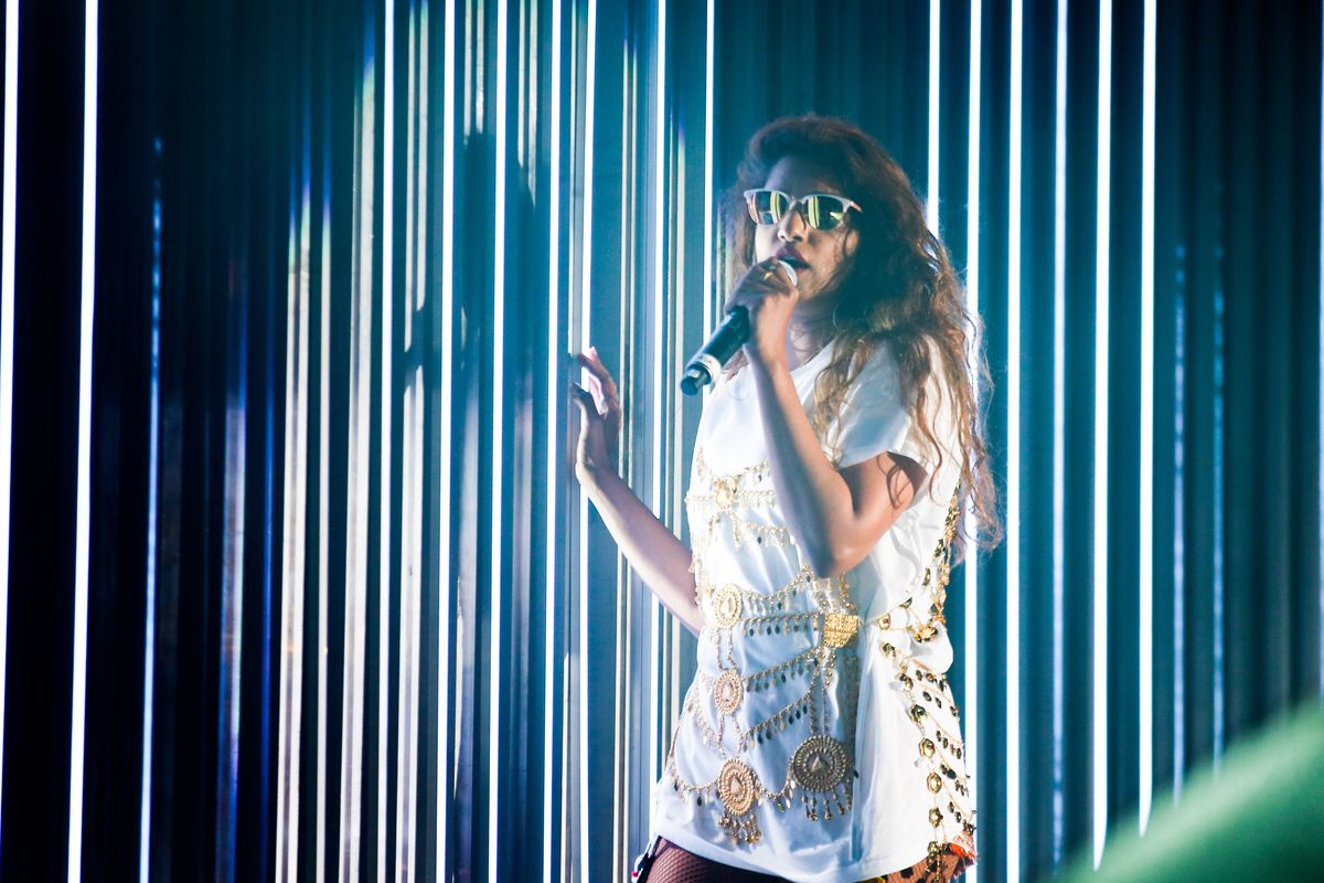 M.I.A. Has Something Big Coming This Week