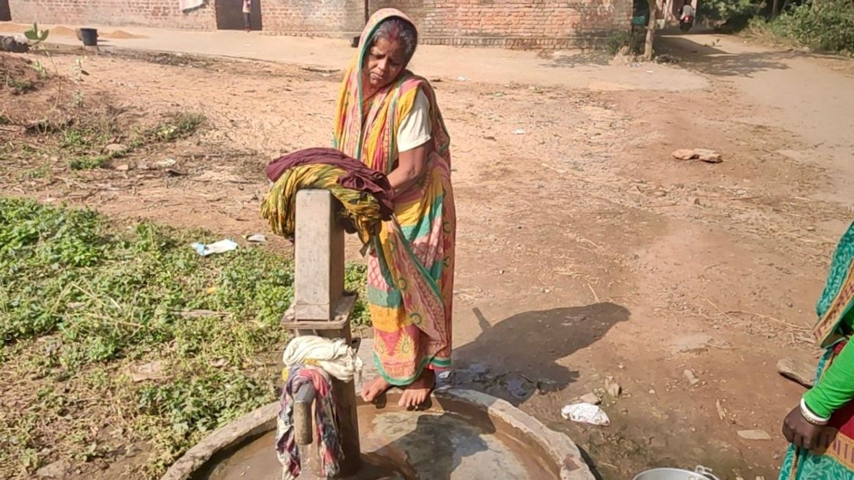 'Green Mountain' Is Restoring Lives in India, Reducing Mercury Levels, Replenishing Drinking Water