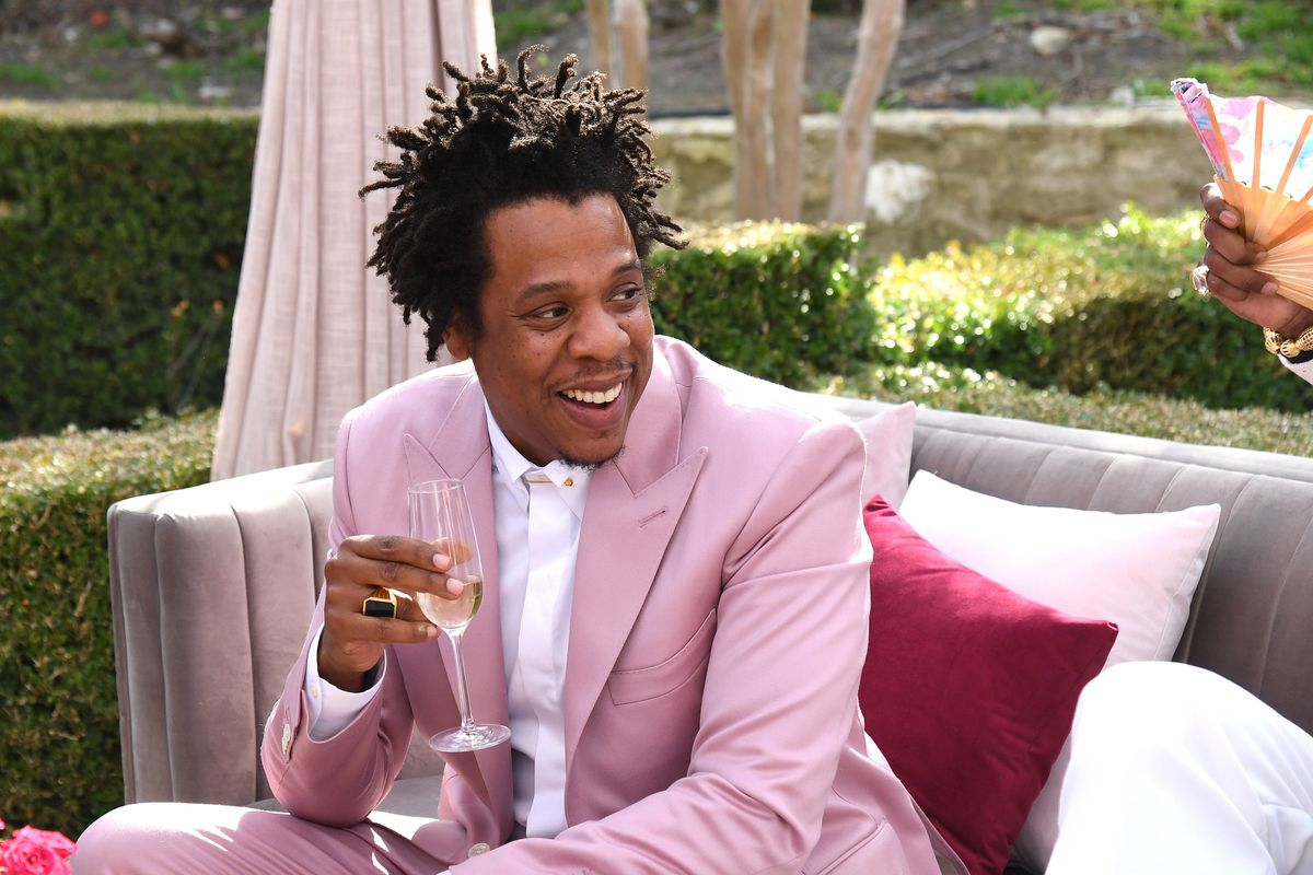 What Color Is Jay-Z's Suit?