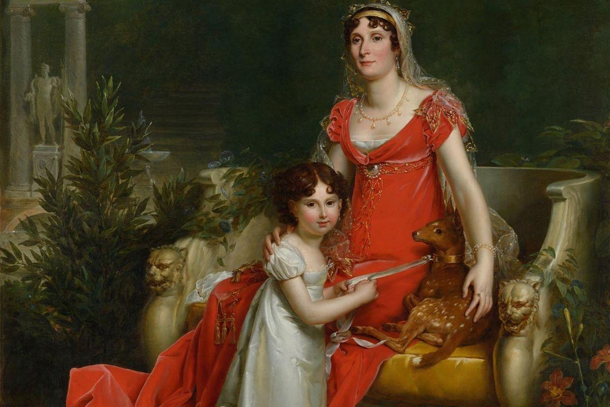 Elisa, l'ambiziosa sorella di Napoleone che «strappò» l'Italia all'imperatore