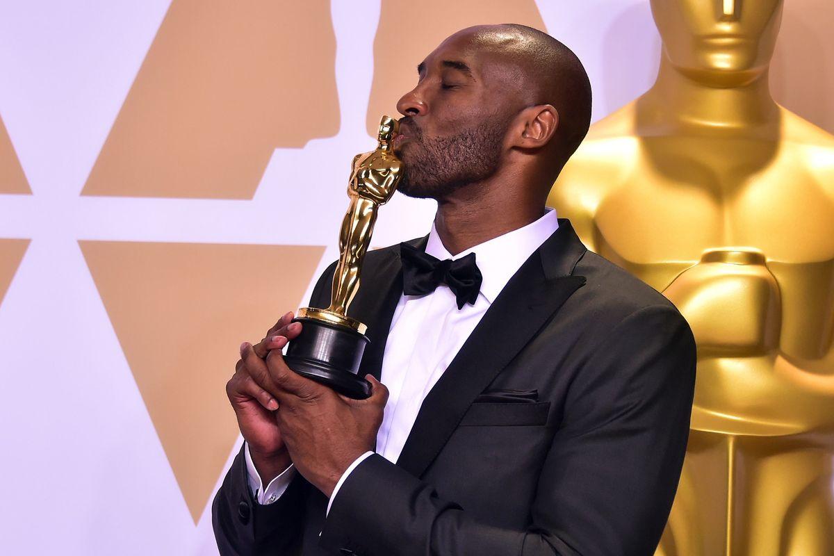 The Oscars Will Honor Kobe Bryant